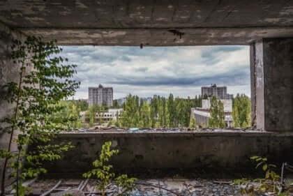 Aleksijevitj var ett av offren i Tjernobylkatastrofen