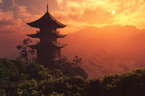 En tänkvärd berättelse om Bokuden från Japan