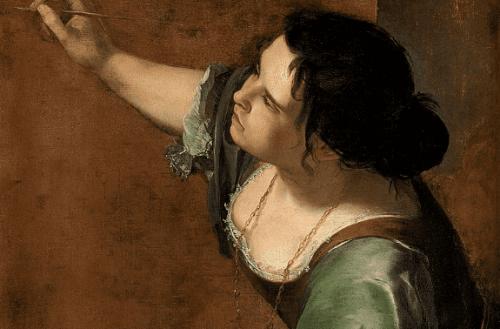Artemisia Gentileschi och hennes arv till konstvärlden
