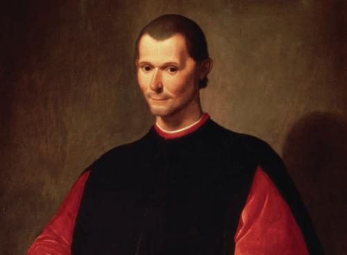Fem tänkvärda citat av Niccolò Machiavelli