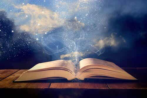 Fördelarna med att läsa: nya världar att upptäcka