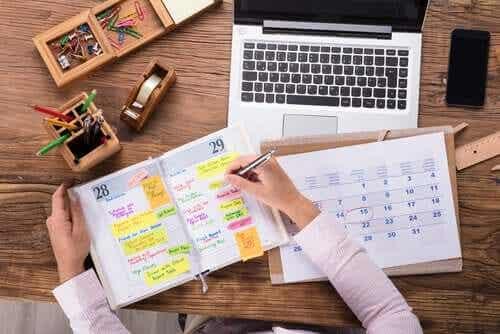 Tips för att organisera din tid bättre