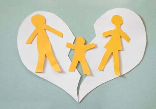 Skillnaderna mellan separation och skilsmässa