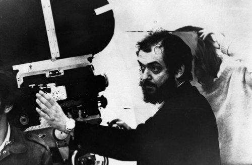 Stanley Kubrick som filmar.