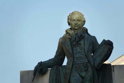 Biografi om den spanske målaren Franscisco de Goya