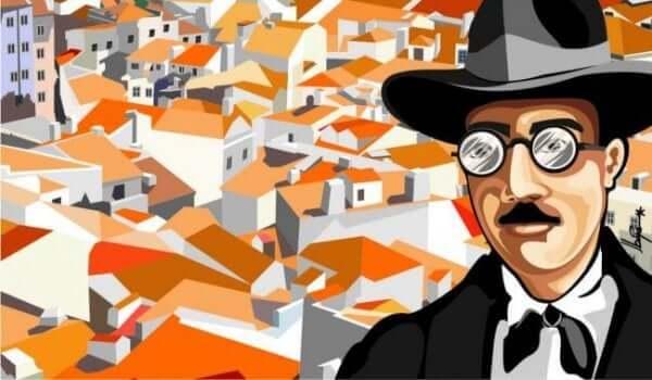 Fem inspirerande citat från Fernando Pessoa