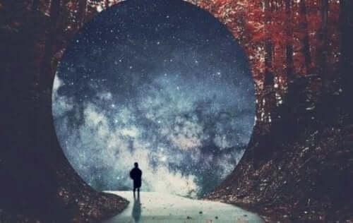 Egots födelse: mognad och inlärning