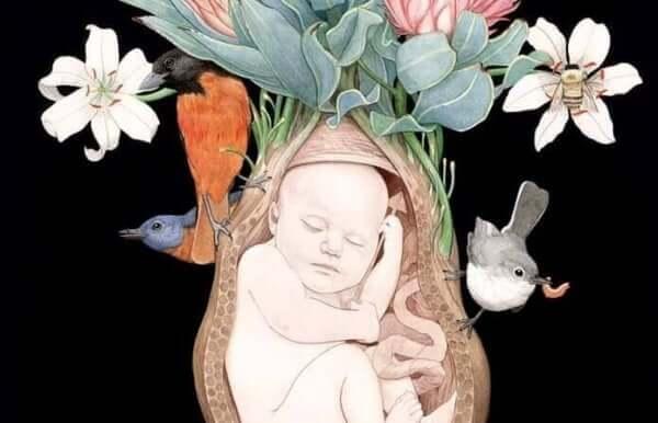 Vikten av prenatal psykologi och hälsosamma band