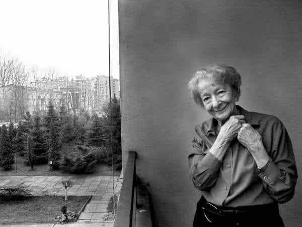 Biografi om Wisława Szymborska och hennes verk