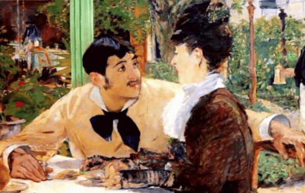 Konstnären Édouard Manet: impressionismens fader
