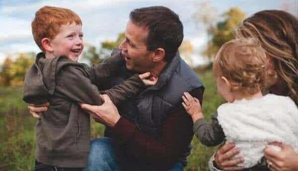 Samarbetsmässig barnuppfostran: en relativt ny modell