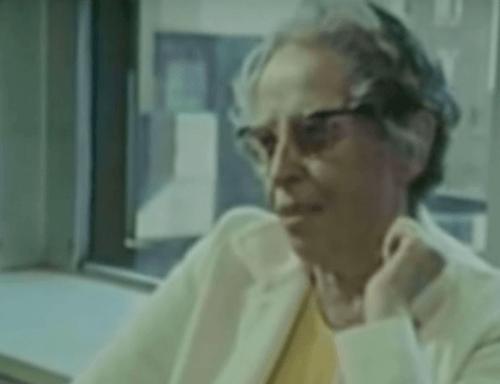 Johanna Arendt intervju.