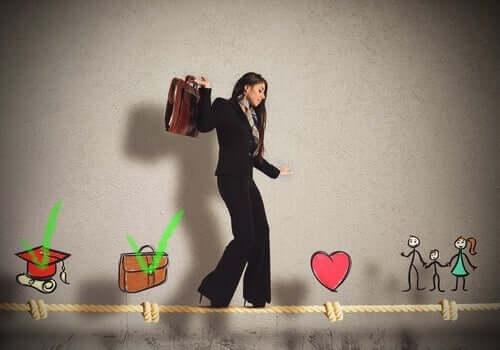Hur man uppnår balans i arbetslivet för att bli lyckligare