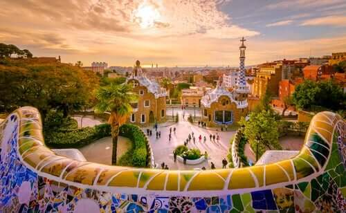 Den enastående arkitekten Antoni Gaudí