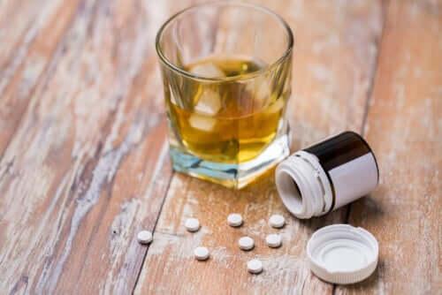 Antidepressiva och alkohol: vad är farorna?