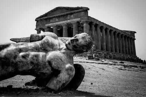 Staty i Grekland.