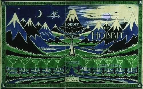 Biografi om Tolkiens liv och hans böcker.