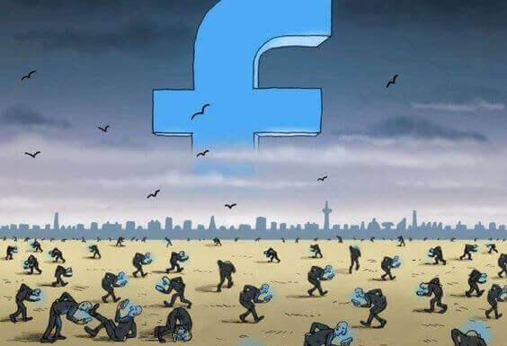 Beroende av Facebook