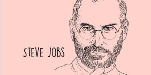 Biografi om Steve Jobs: en passionerad visionär