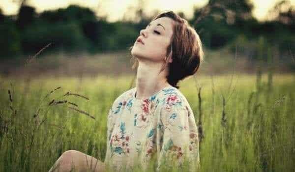 Det tysta sinnet: hemligheten till avslappning