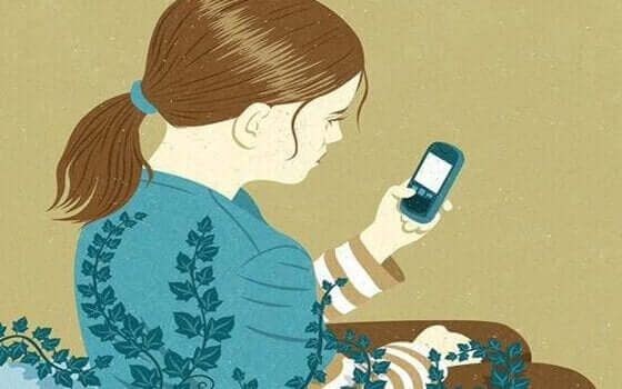 Sociala medier fängslar oss i våra mobiler
