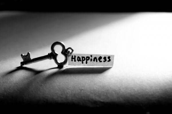 Nyckeln till lycka