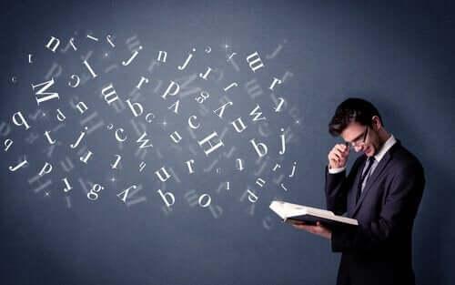 Visste du att det finns olika typer av dyslexi?