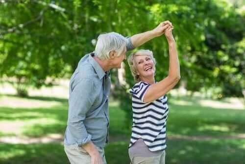Med fysisk aktivitet håller man sig ung längre