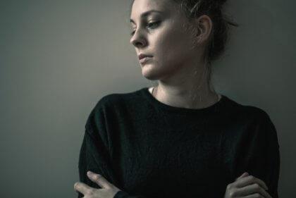 En kvinna med borderline