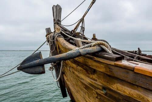 Upptäcktsresanden Ferdinand Magellan hade fem skepp under sitt befäl