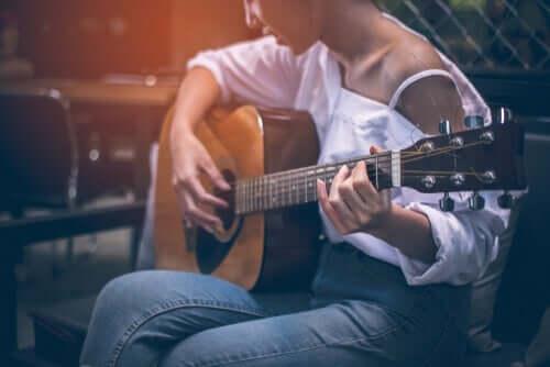 Vi kan bilda nya nervceller genom att spela musikinstrument