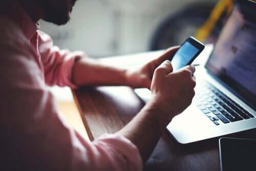 Utmaningen med att koppla ifrån den nya teknologin
