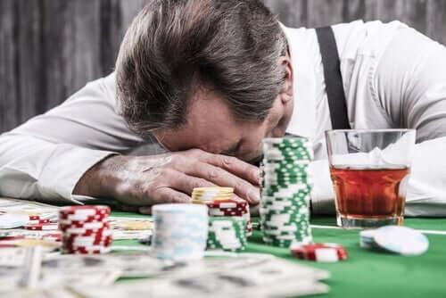 Kognitiva störningar hos patologiska spelare