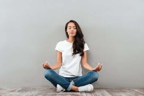 Meditation höjer melatoninnivån i kroppen