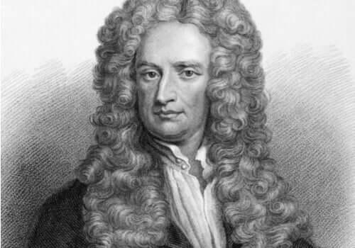 Isaac Newton, en plågad man inom vetenskapen