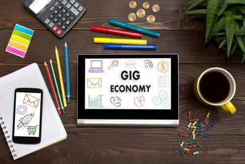 Hur man kan anpassa sig till gig-ekonomin