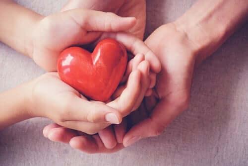 Medkännande empati är viktigt för vårt välbefinnande