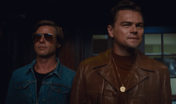 Filmen Once Upon a Time in Hollywood av Tarantino