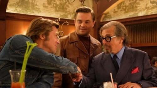 Huvudkaraktärerna i filmen
