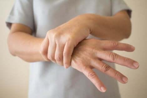 Symptom hos Parkinsons