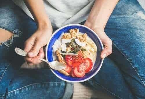 Medvetet ätande: att var vän med din mat