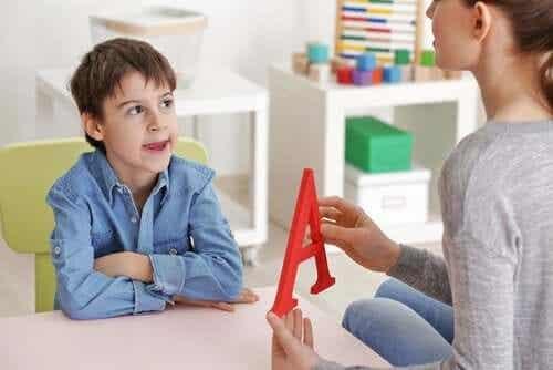 Specifik språkstörning hos barn