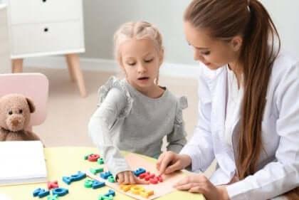 För barn med specifik språkstörning spelar läraren en viktig roll