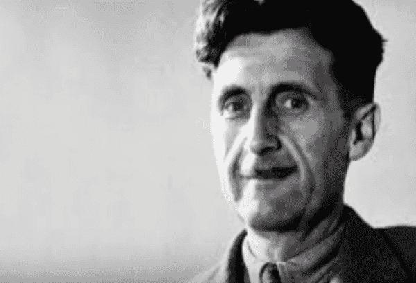 George Orwell: biografi, språk och totalitarism