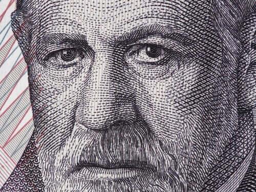 Konst med Freud.