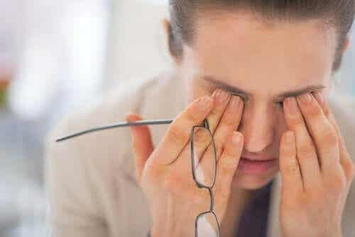 De många sidorna hos arbetsrelaterad utmattning