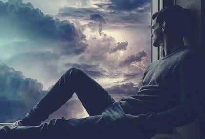 En överdriven självkänsla gör det svårt att se sina egna misstag
