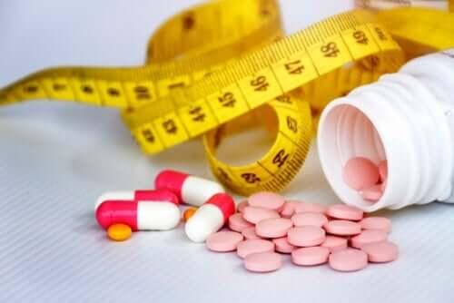 Samband: viktökning och psykoaktiva mediciner