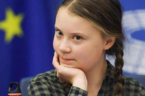 Aktivisten Greta Thunberg skakar om världen