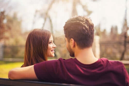 man dating psykologi Vad talar betyder innan dating
